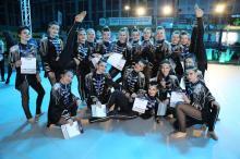 """Zespół Taneczny """"PECH"""" z workiem medali na Krajowych Mistrzostwach IDO"""