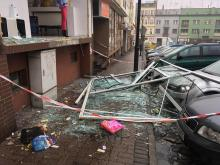 Wybuch gazu w Otmuchowie. Ranna pracownica sklepu