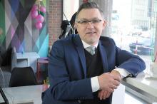 Przemysław Zych - najbardziej czekam na spotkania z mieszkańcami