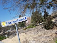 Na Placu Jana Pawła II praca wre. Kiedy zakończenie przebudowy?