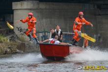 Strażacy Ochotnicy ORW chcą wybudować przystań rekreacyjną na Odrze