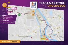 8. Maraton Opolski pobiegnie ulicą Wrocławską. Do wielkiego święta biegaczy zostało 3 tygodnie