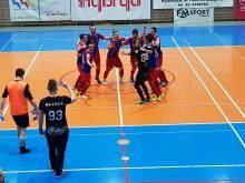 Futsalowa Odra wygrała w Pyskowicach 6:3