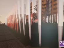 96 kolumn upamiętniających ofiary katastrofy smoleńskiej staną przed Urzędem Wojewódzkim, kiedy?