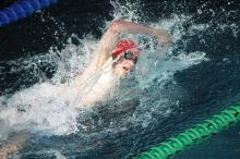 Rekordowa frekwencja pływaków w weekend na Grand Prix Arena na Wodnej Nucie