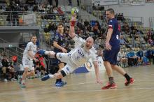 Gwardia wygrała z Górnikiem w ćwierćfinale
