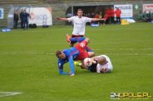 Odra przegrała 0:1 z Bytovią