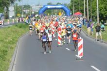 Wystartował 8. maraton opolski. Padnie nowy rekord w Opolu?