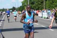 Kenijczyk zwycięzcą Maratonu Opolskiego, na trzecim miejscu zawodnik z Kątów Opolskich