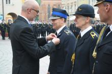 Ponad 100 strażaków odebrało dziś nagrody i wyróżnienia podczas obchodów Dnia Strażaka