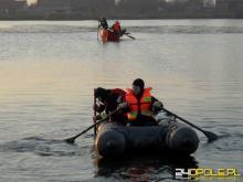 17-latek utonął w akwenie wodnym w Sielskiej Wodzie