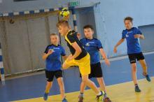 Mini Handball Liga czyli najmłodsi szczypiorniści walczą na Gwardii