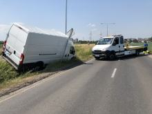 Zderzenie 4 pojazdów na ulicy Lwowskiej w Opolu