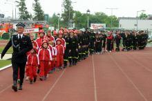 10 jednostek OSP rywalizuje w zawodach  Sportowo-Pożarniczych w Opolu