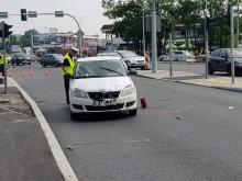 Poranne potrącenie na ulicy Niemodlińskiej okazało się tragiczne