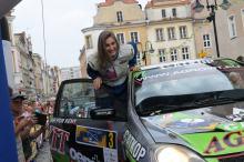 76 aut na liście startowej Rajdu Festiwalowego