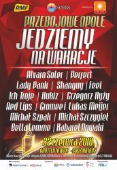 Przebojowe Opole - wydarzenie jakiego jeszcze nie było- dwa dni świetnej zabawy!