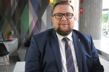 Szymon Ogłaza - poszerzamy porozumienie instytucji otoczenia biznesu
