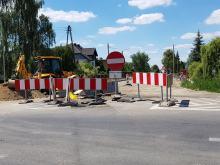 Rozpoczął się remont ulicy w Opolu - Żerkowicach. Droga będzie zamknięta do końca wakacji