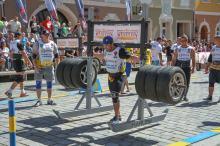 Strongmani przejęli rynek w Opolu. To był pokaz nadludzkiej siły!