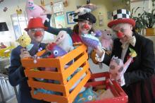 Pierwsze warsztaty dla dzieci z Fundacją Dr Clown już jutro w Miejskiej Bibliotece Publicznej