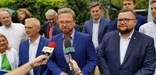 Kazimierz Ożóg, kandydat na prezydenta chce czystego powietrza w Opolu