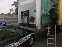 Funkcjonariusze opolskiej KAS zatrzymali nielegalny transport odpadów