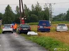 19-latek wjechał na przejazd kolejowy w Głuchołazach. Zginął na miejscu