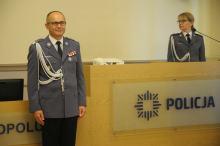 Uroczyste przywitanie generała Jarosława Kalety