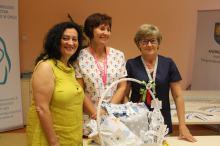 Każdy noworodek urodzony w jednym z opolskich szpitali otrzyma m.in kolorowy kocyk