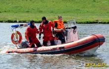 Na łowisku w Biestrzynniku utonął 67-letni mężczyzna