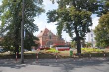 Plac przed dworcem kolejowym Opola zostanie przebudowany