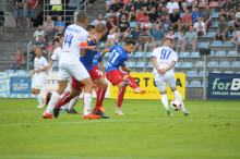 Odra Opole vs Wigry Suwałki - remis 2:2