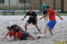 Zgłoś się do turnieju Beach Soccer
