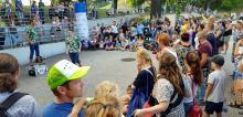Trwa dwudniowy festiwal OpenOPOLE - Festiwal Zdarzeń Artystycznych
