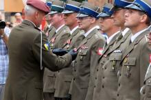 Obchody dnia Wojska Polskiego w Opolu