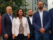 Barbara Kamińska zastąpiła Kazimierza Ożóga w walce o fotel prezydencki