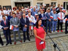 Violetta Porowska przedstawia pierwsze założenia programu wyborczego PiS