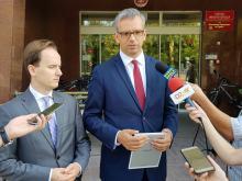 """Krzysztof Drynda: """"Olbrzymie kolejki i dantejskie sceny w Wydziale Spraw Obywatelskich"""""""