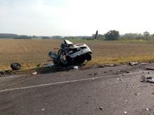 Tragiczny wypadek pod Krapkowicami. Nie żyje 56-latek