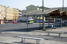 <i>Tak dworzec PKS wygląda obecnie (Fot. Dżacheć)</i>