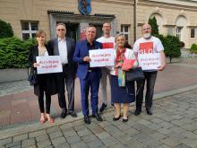 """Nowe hasło wyborcze SLD to """"Decydujmy wspólnie"""""""