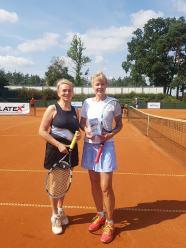 Turniej tenisa lekarzy połączony ze zbiórką charytatywną