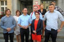 Walka o fotel prezydenta, oraz kolejną kadencję w radzie miasta. Marcin Gambiec przedstawił skład