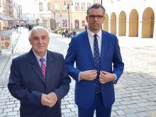 Jerzy Skubis, profesor PO będzie kandydował do rady miasta z ramienia Razem dla Opola