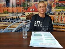 Maja Graczyk - przez weekend w Szarej Willi aktywność fizyczna, psychiczna i emocjonalna