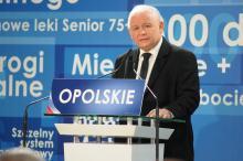 """Konwencja samorządowa PiS w Opolu. Ostra krytyka prezydenta """"Król betonu i Facebooka"""""""