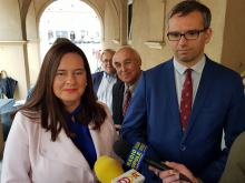 Razem dla Opola idzie do wyborów z Violettą Porowską