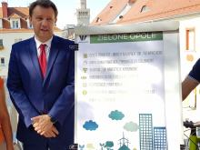 Arkadiusz Wiśniewski podsumowuje działania na rzecz czystego powietrza w Opolu