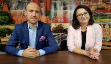 Kamila Gasiuk-Pihowicz i Borys Budka - wszystko w naszych rękach